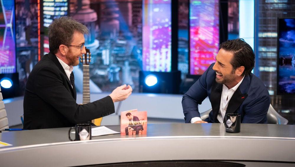 """David Bustamante habla de los planes de """"cuarentón"""" que ha comenzado a hacer: """"Con Arturo Valls quedamos a jugar"""""""