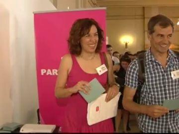 Toni Cantó e Irene Lozano compartían en 2015 candidatura en UPyD y ahora fichan por el PP y PSOE, respectivamente