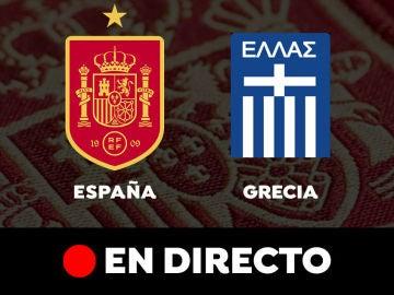 España - Grecia: Resultado y goles del partido de hoy, en directo   Clasificación para el Mundial de Qatar 2022