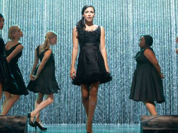Naya Rivera en 'Glee'