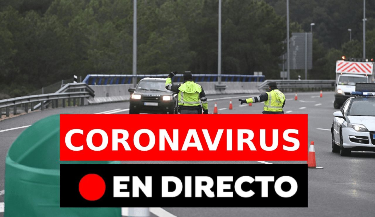 Coronavirus España: última hora sobre las restricciones en Semana Santa y medidas