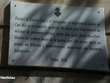 Polémica por el callejero en Palma de Mallorca al eliminar tres calles de almirantes que murieron antes del franquismo