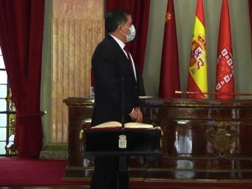José Antonio Serrano, nuevo alcalde de Murcia