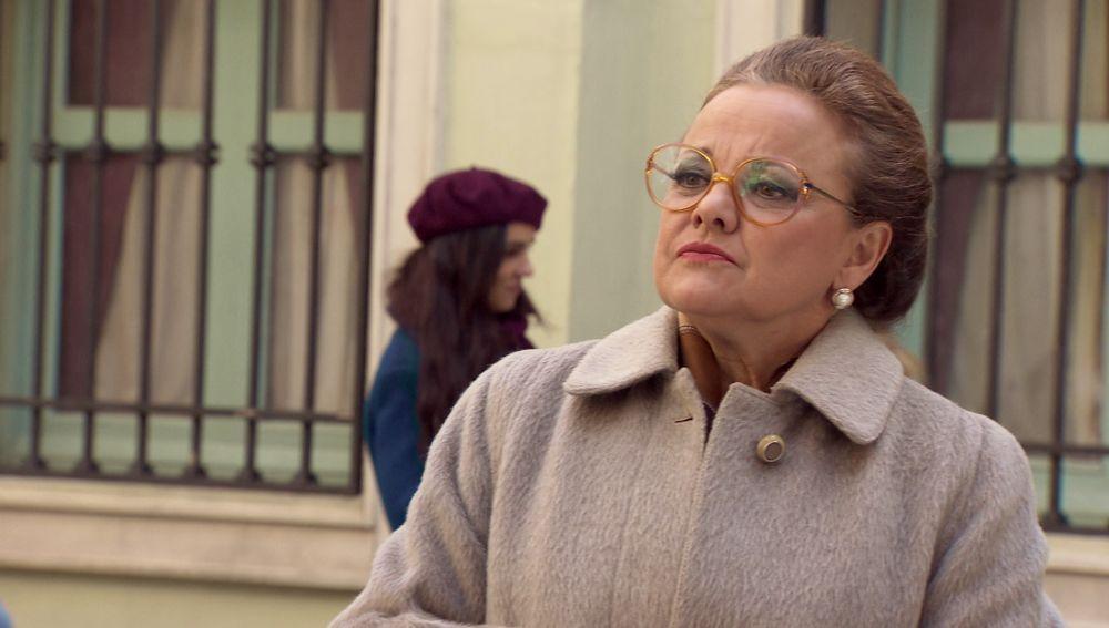 """Doña Visi, sobre los rumores de Gorka: """"Me voy a encargar de que no se le olvide a nadie"""""""