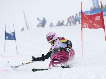 Audrey Pascual, la gran esperanza del equí paralímpico español