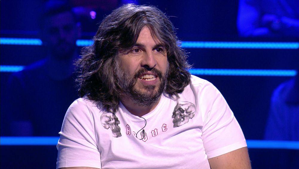 El genial chistazo de la hija de Vaquero que conquista a Juanra Bonet en '¿Quién quiere ser millonario?'