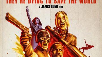 Póster de 'The Suicide Squad'