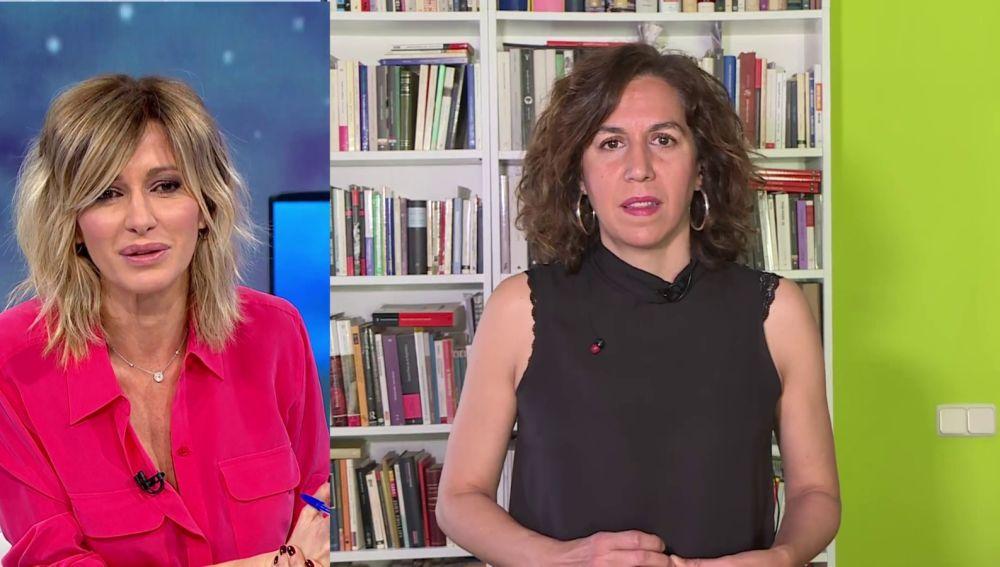 Irene Lozano, en la lista del PSM a las Elecciones Madrid 2021