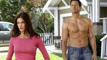James Denton y Teri Hatcher