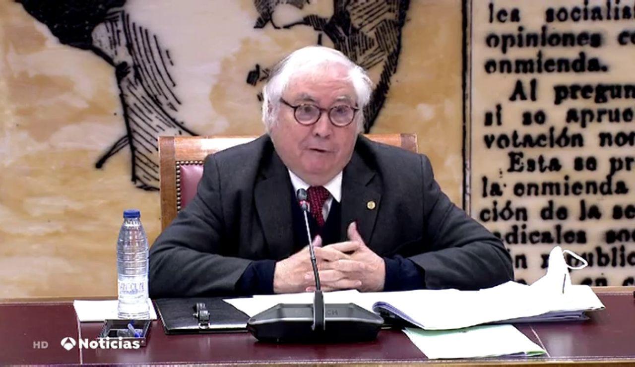 Manuel Castells confunde al escritor Leopoldo Alas 'Clarín' con su hijo y afirma que fue fusilado durante la Guerra Civil
