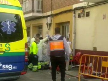 Siete heridos en un atropello multiple en Yunquera de Henares, Guadalajara