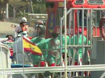 Aumentan las llegadas de pateras a las costas españolas