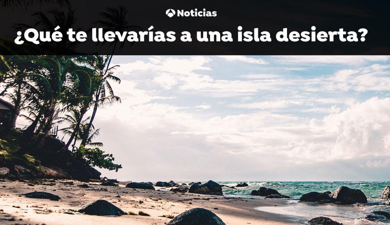 ¿Qué te llevarías a una isla desierta como la de 'Love Island'?