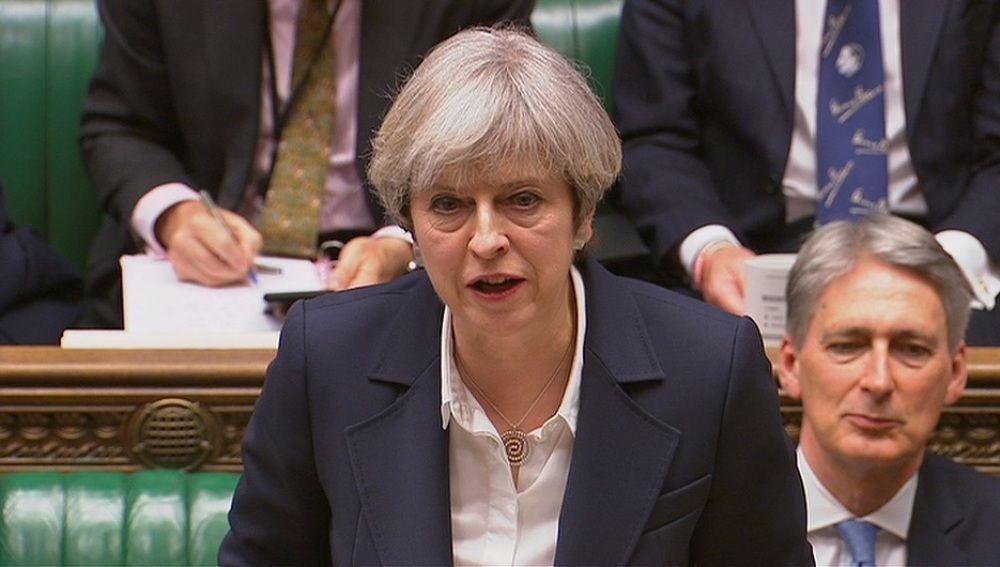 Efemérides de hoy 29 de marzo de 2021: Theresa May