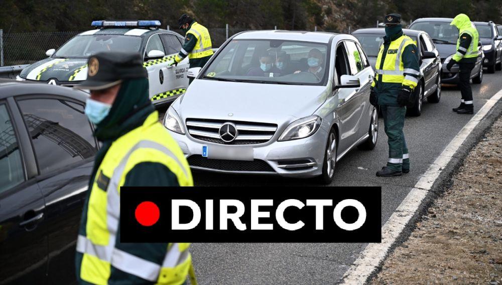 COVID-19 en España hoy: Restricciones de Semana Santa y última hora del coronavirus