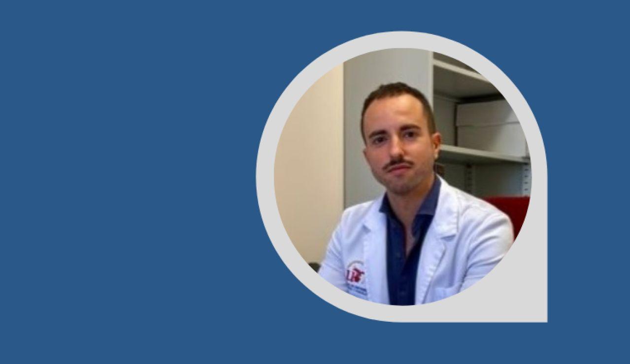 Rafael Jesús Fernández Castillo, enfermero UCI