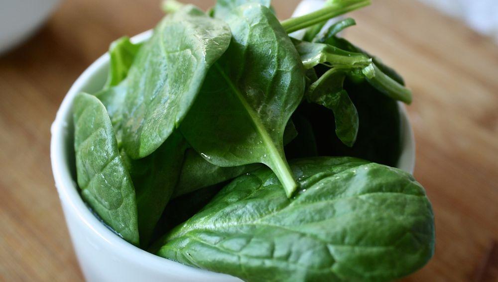 Celebra el Día Internacional de las espinacas con las mejores recetas de Karlos Arguiñano