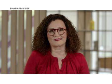 """Olga Sánchez: """"Las personas somos capaces de no parar para proteger lo que importa"""""""