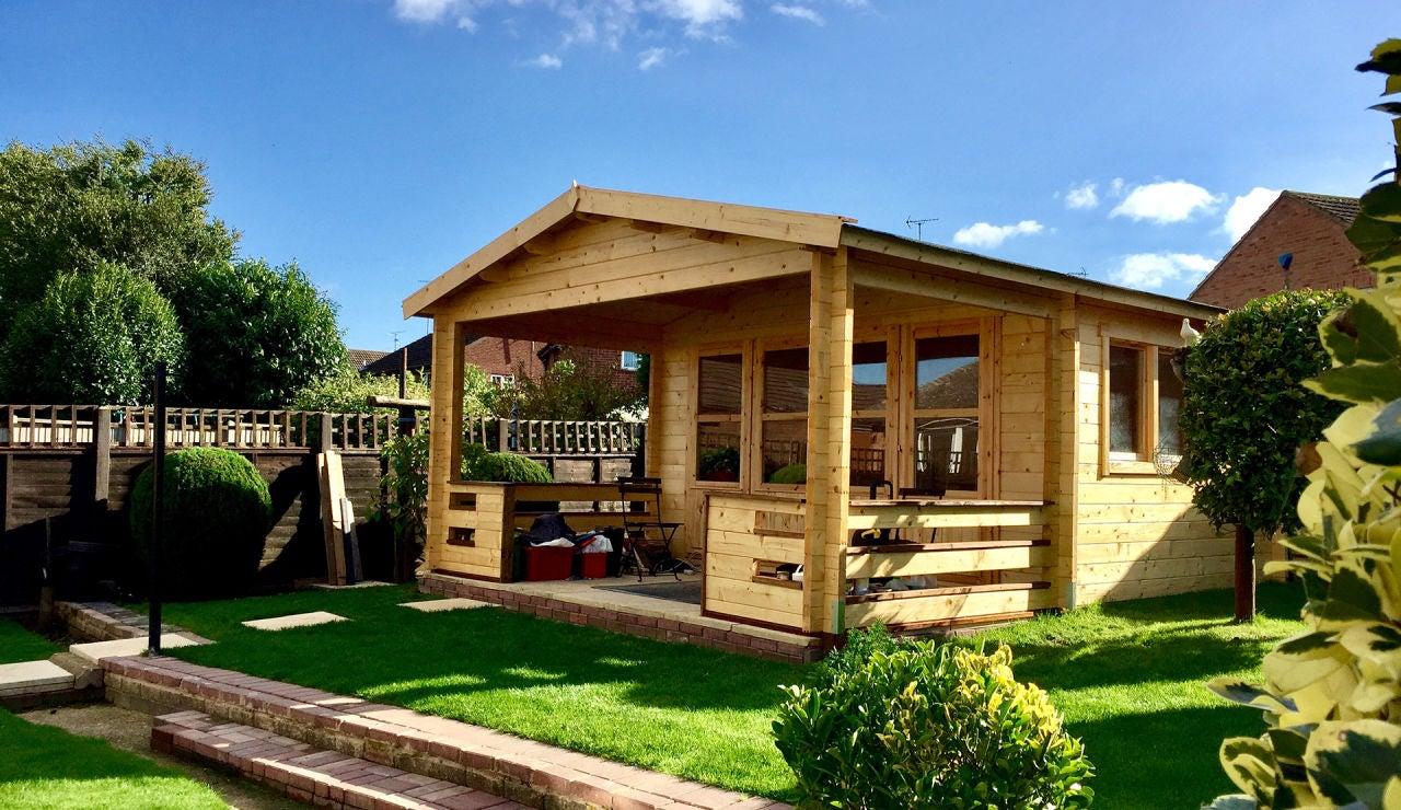 Casas de madera - Hobycasa