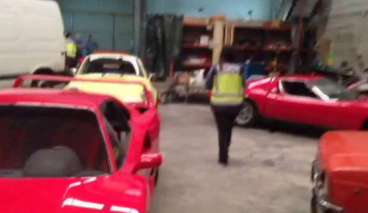 Flota de coches de Jordi Puyol Ferrusola