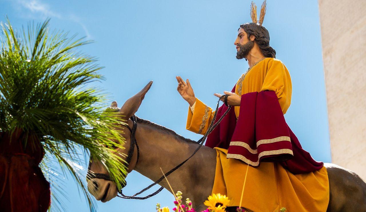 ¡Feliz Domingo de Ramos 2020! ¿En qué consiste esta celebración?