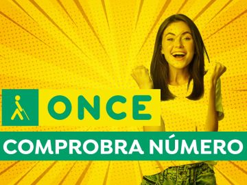 Sorteos ONCE: Comprobar Cupón Diario, Super Once hoy