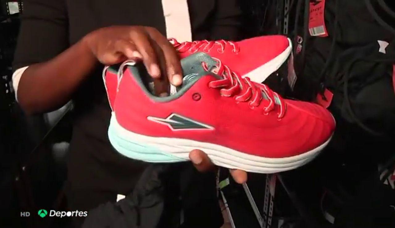 zapatillas africanas