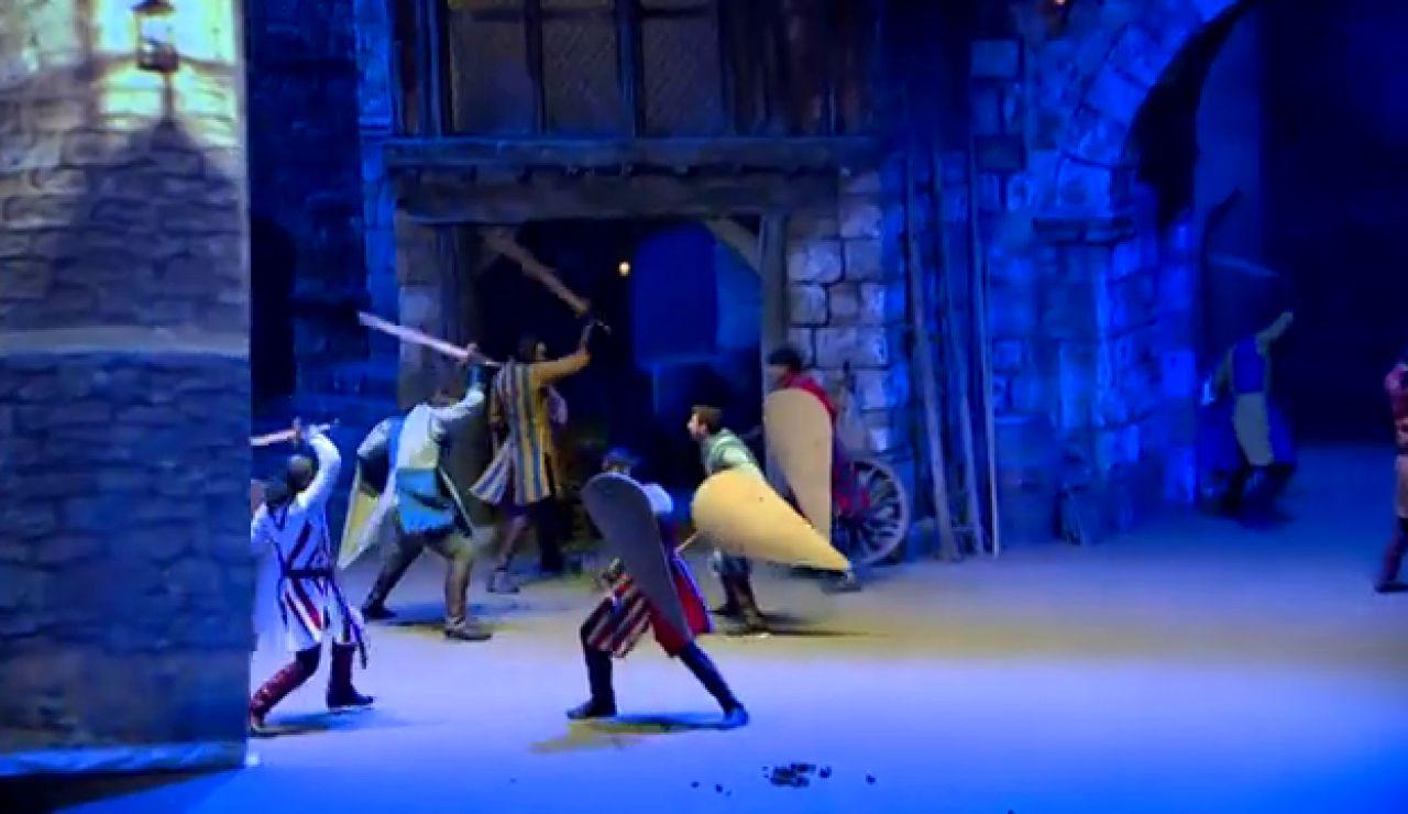 Descubre los nuevos espectáculos de Puy du Fou, un espacio que ofrece un viaje a través de la historia de España