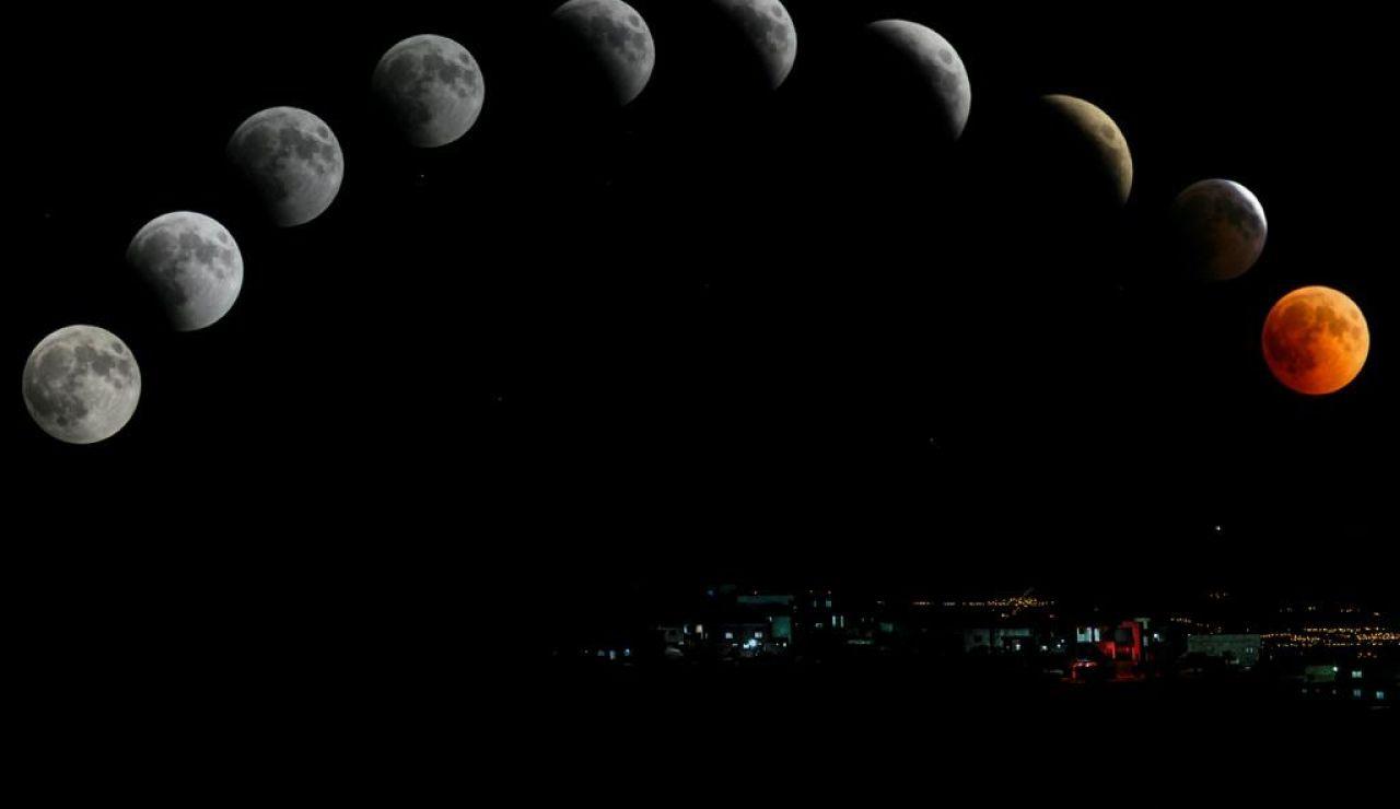 Calendario lunar de abril 2021: Las fases de la luna este mes
