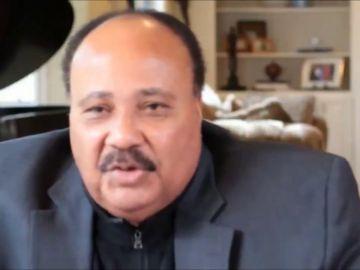 """El hijo de Martin Luther King: """"Si no hay justicia para George Floyd en el juicio, el sistema está roto"""""""