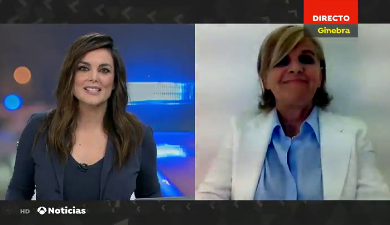 """El optimista mensaje de María Neira, directora de Salud Pública de la OMS, sobre el coronavirus: """"El final está muy cerca"""""""