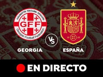 Georgia  - España: Resultado y goles del partido de hoy, en directo   Clasificación para el Mundial de Qatar 2022