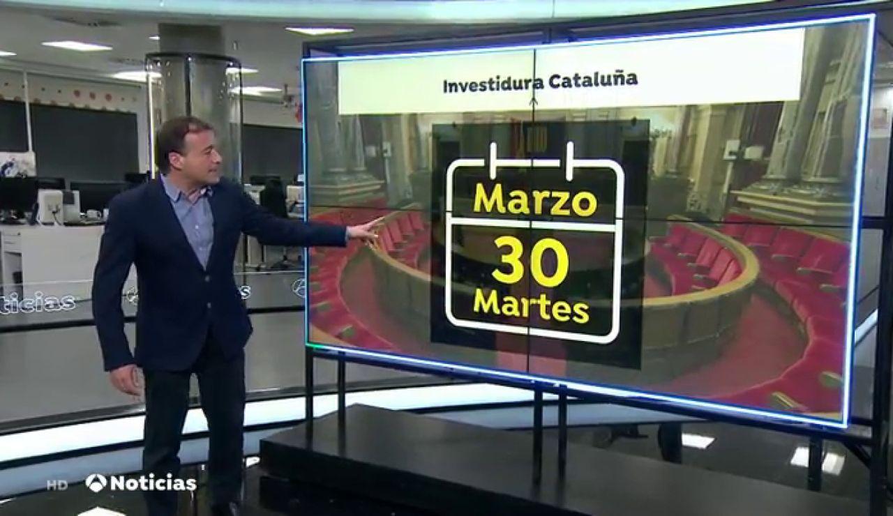 Las elecciones de Madrid, la investidura en Cataluña y el cambio en el Gobierno marcan la agenda de la semana