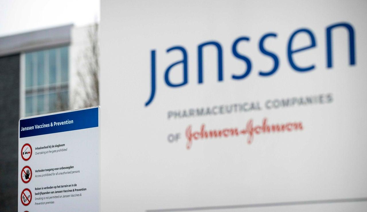 Las primeras dosis de la vacuna de Janssen llegarán a la Unión Europea el 19 de abril