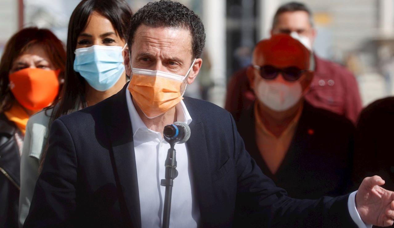 El vídeo del candidato de Ciudadanos para las elecciones de Madrid, Edmundo Bal, a lo James Bond