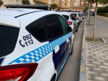 Coche de la Policía Local de Albacete