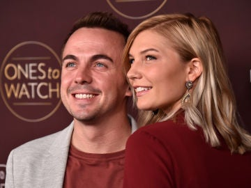 Frankie Muniz ('Malcolm in the Middle') y su mujer Paige Price