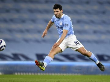 Sergio Agüero dejará el Manchester City a final de temporada