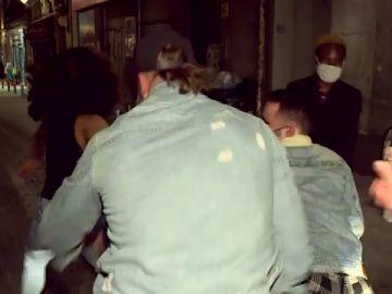 Las imágenes de turistas franceses de fiesta en Madrid en plena pandemia del coronavirus vuelven a agitar el debate político