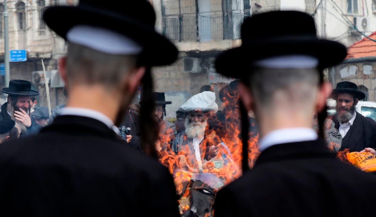 La Pascua Judía concentra a miles de fieles