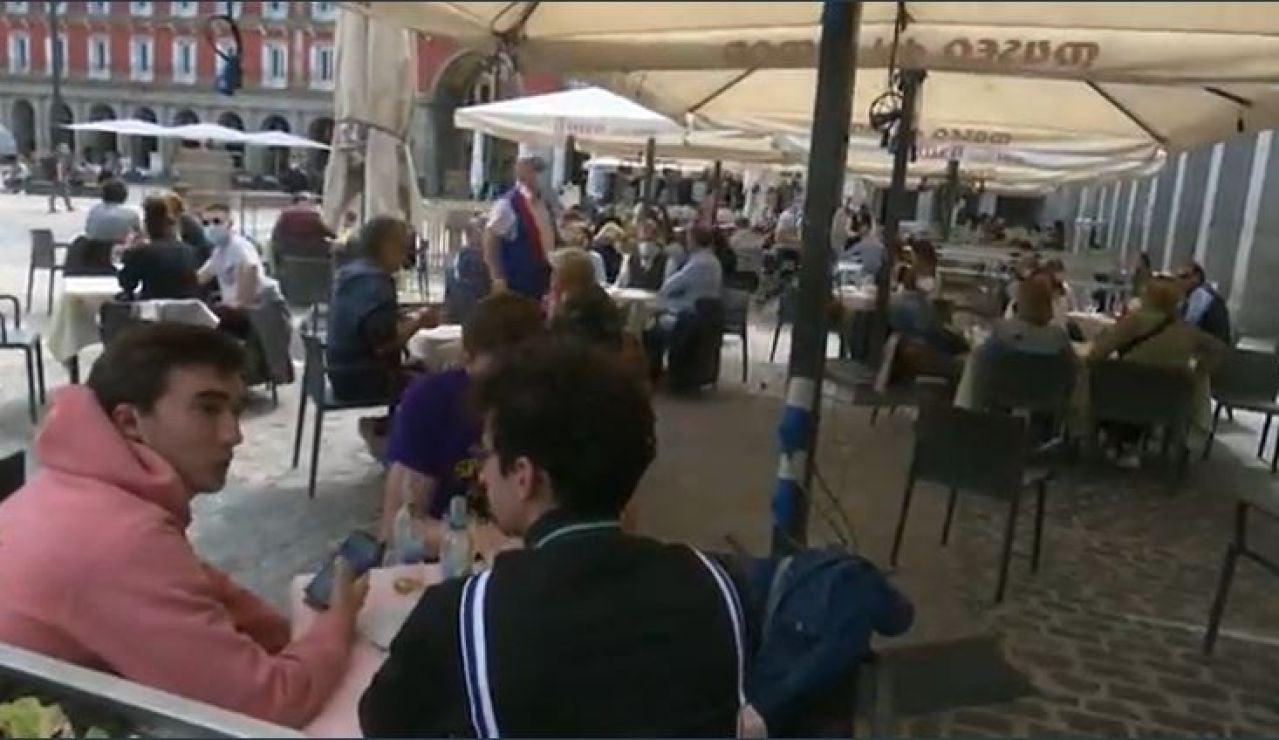 Terrazas hostelería Madrid