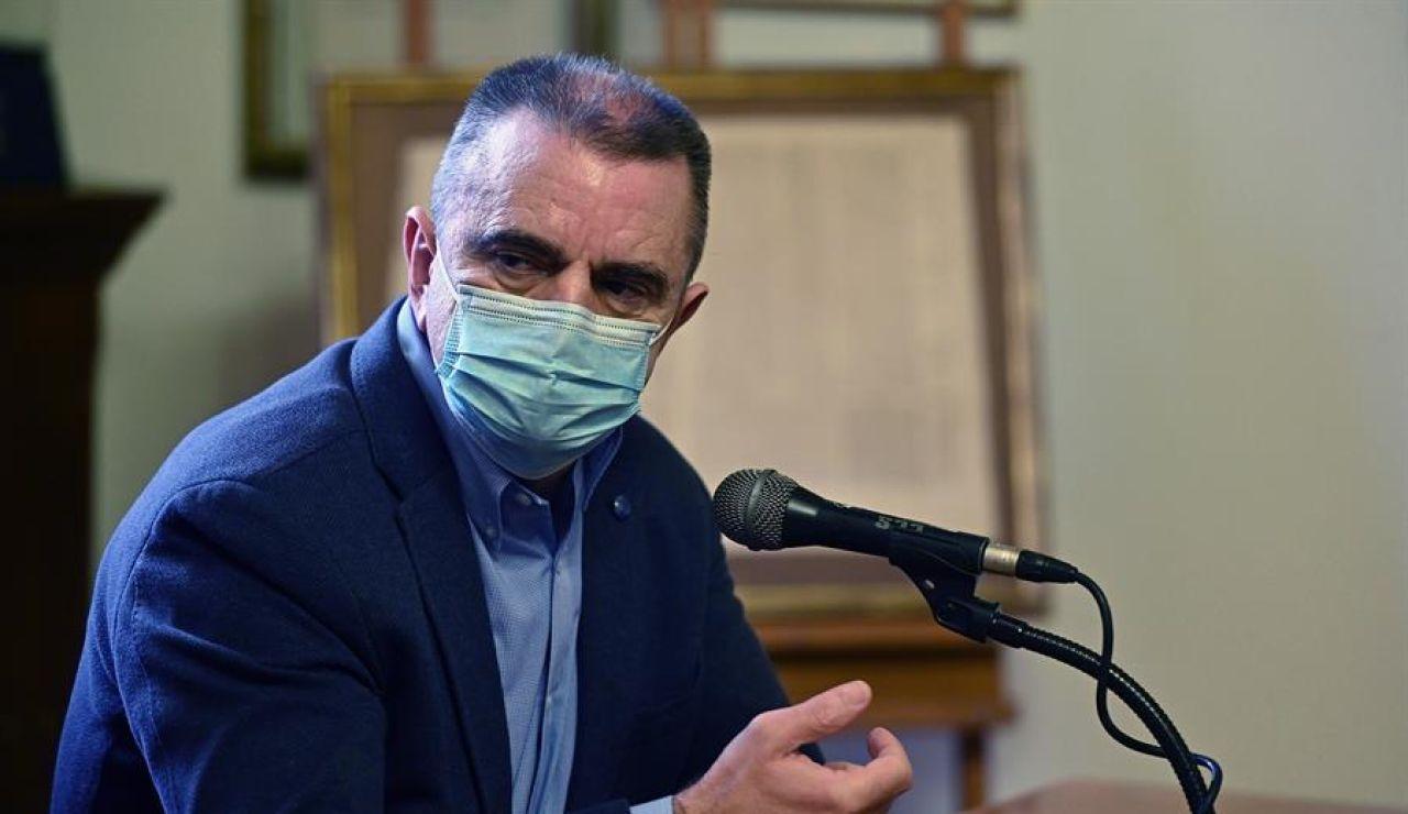 José Manuel Franco sustituirá a Irene Lozano y será el próximo presidente del Consejo Superior de Deportes