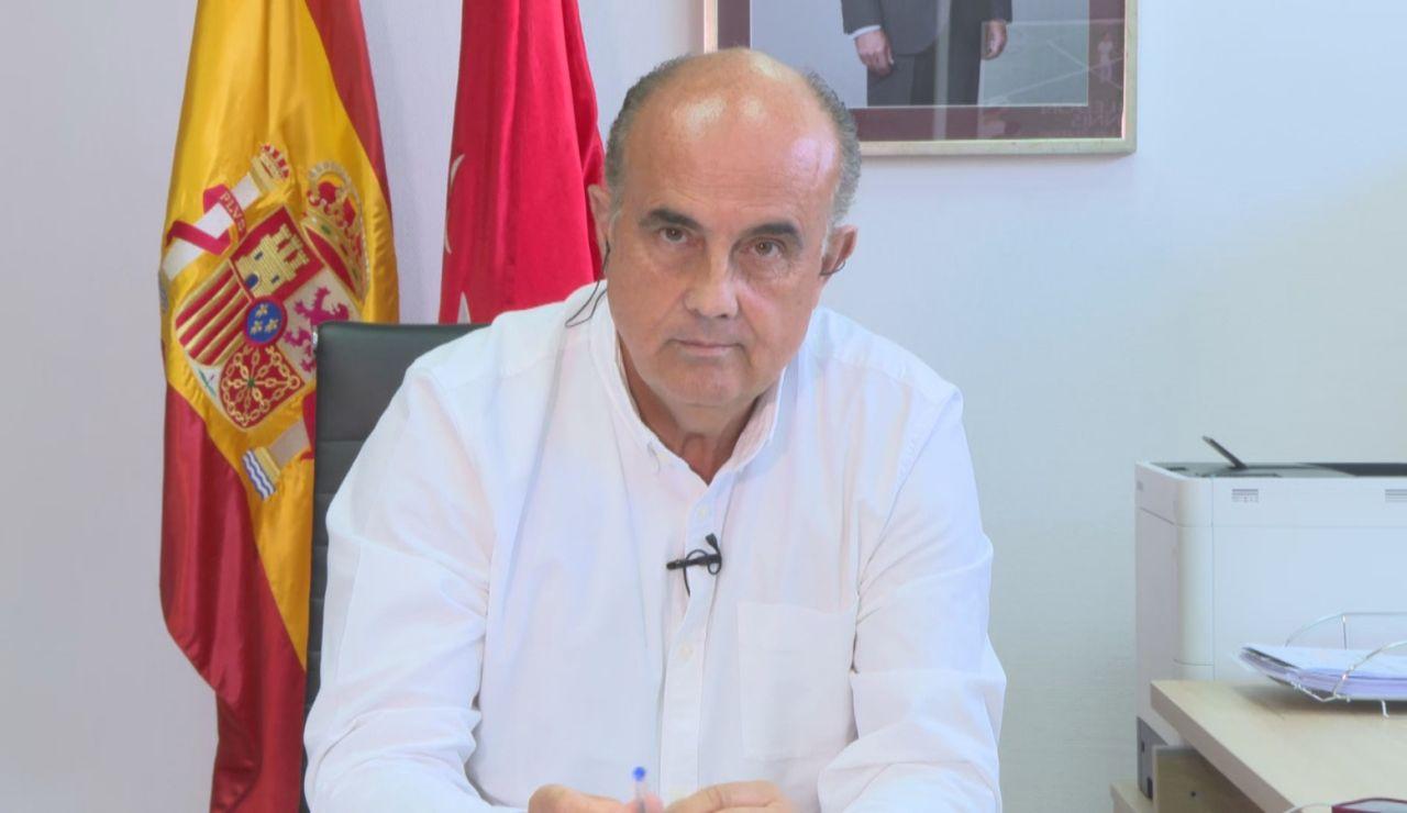 Antonio Zapatero, viceconsejero de Salud de la Comunidad de Madrid