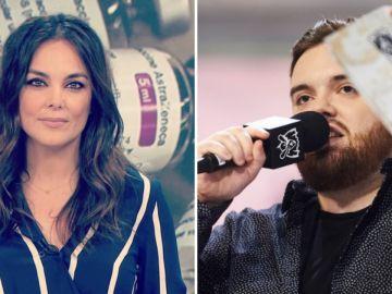 """El viral intercambio de mensajes entre Mónica Carrillo e Ibai Llanos: """"Ya no me llamas para hablar"""""""