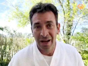 """La última locura de Arturo Valls: """"La paella según Lucas. El chorizo contraataca"""""""