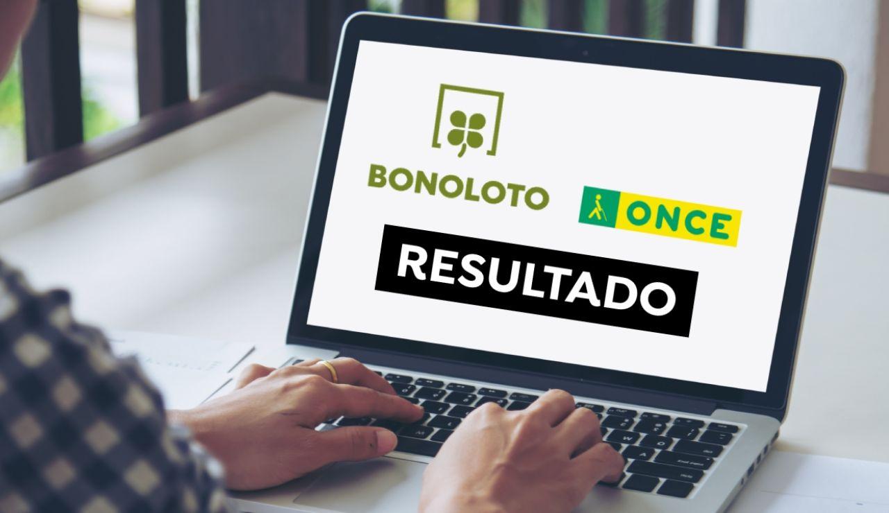 ONCE y Bonoloto: Comprobar resultado del sorteo de lotería