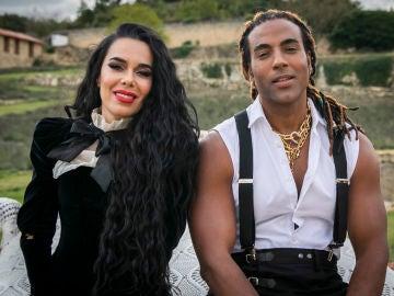 Beatriz Luengo y Youtuel Romero