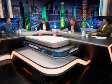 ¡Menudo cambio! Las primeras veces de Pablo Motos, El Monaguillo, Luis Piedrahita y Marron en televisión