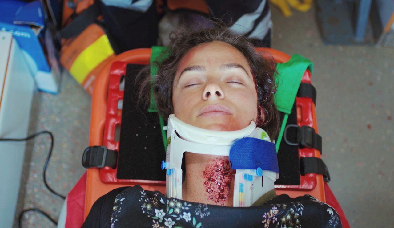 Bahar, Sarp y Hatice, al borde de la muerte en 'Mujer'