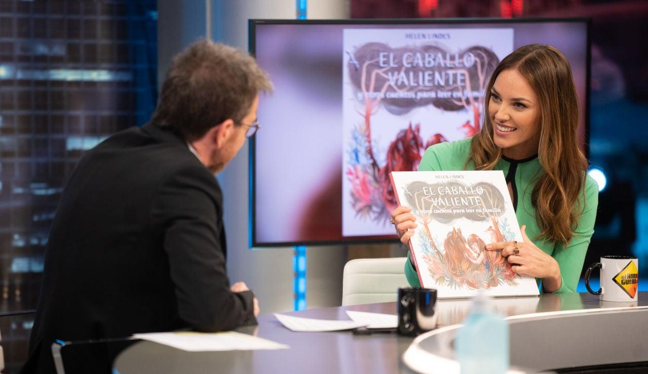 """Helen Lindes desvela su parte más íntima en su nuevo libro: """"La protagonista soy yo"""""""